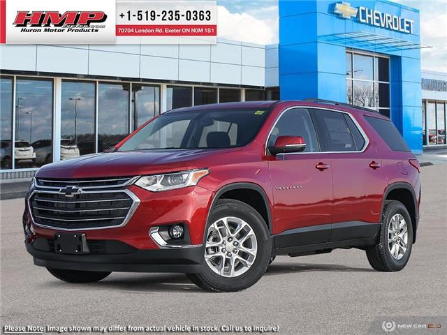 2021 Chevrolet Traverse LT Cloth (Stk: 88893) in Exeter - Image 1 of 23