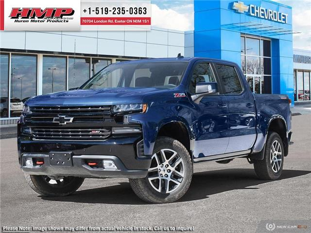 2021 Chevrolet Silverado 1500 LT Trail Boss (Stk: 89491) in Exeter - Image 1 of 23