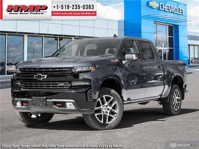 2021 Chevrolet Silverado 1500 LT Trail Boss (Stk: 89475) in Exeter - Image 1 of 23
