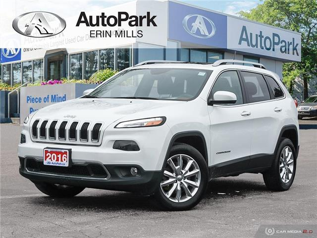 2016 Jeep Cherokee Limited (Stk: 263930AP) in Mississauga - Image 1 of 27