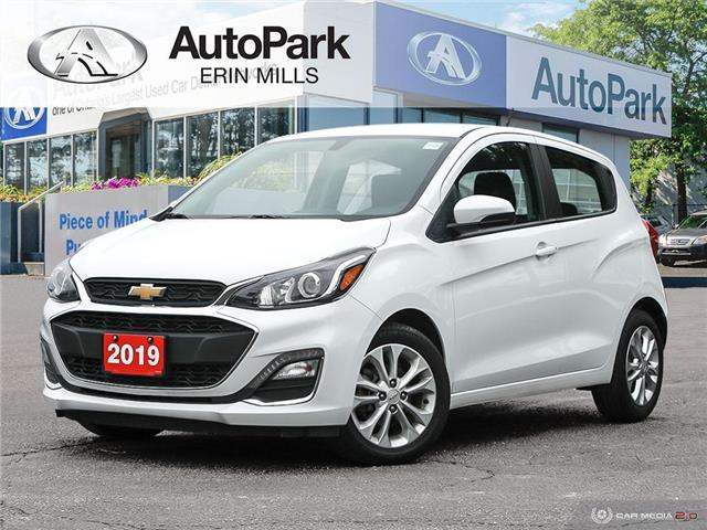 2019 Chevrolet Spark 1LT CVT (Stk: 763936AP) in Mississauga - Image 1 of 27