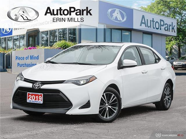 2019 Toyota Corolla LE (Stk: 228597AP) in Mississauga - Image 1 of 27