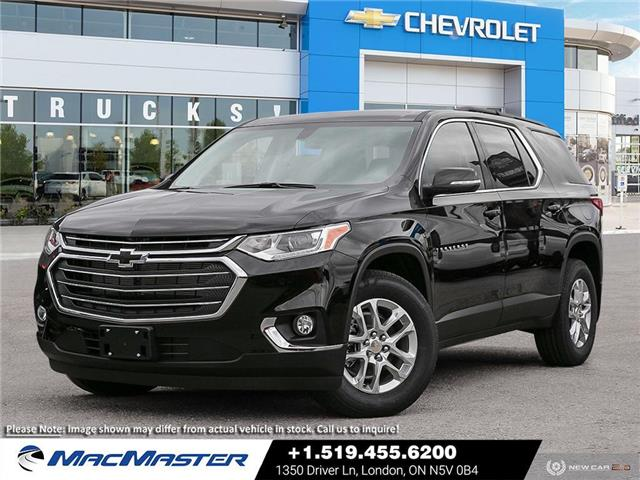 2021 Chevrolet Traverse LT Cloth (Stk: 210299) in London - Image 1 of 20