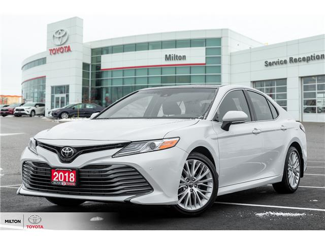 2018 Toyota Camry XLE (Stk: 038910A) in Milton - Image 1 of 21