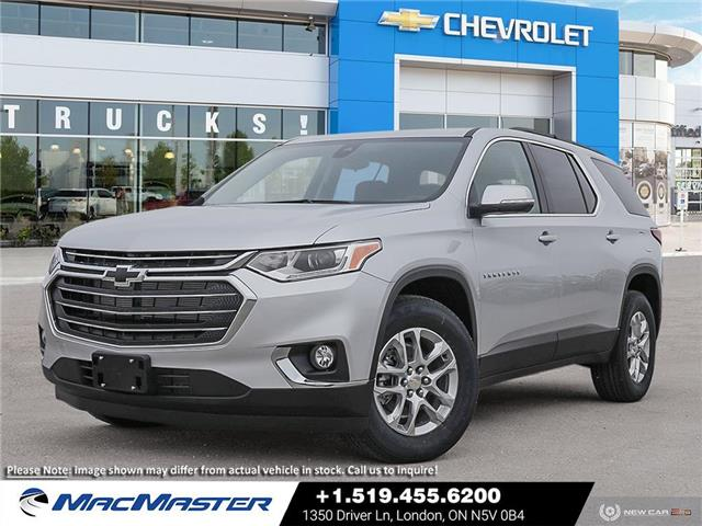 2021 Chevrolet Traverse LT Cloth (Stk: 210325) in London - Image 1 of 22