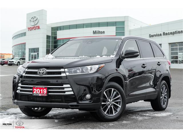 2019 Toyota Highlander XLE (Stk: 608984) in Milton - Image 1 of 23