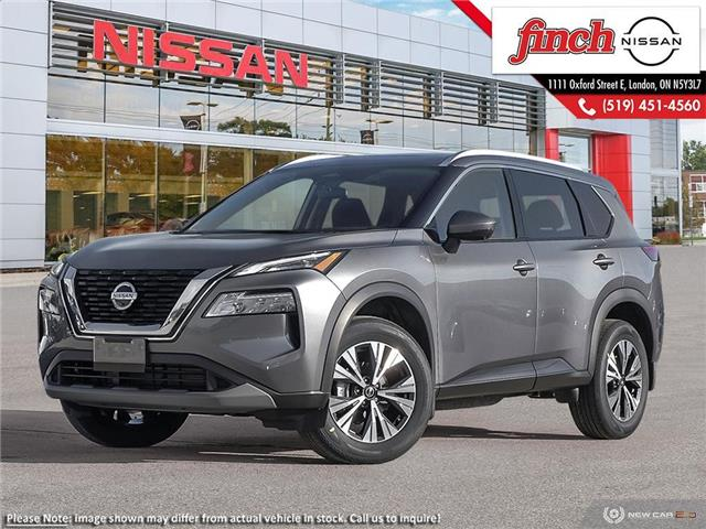 2021 Nissan Rogue SV (Stk: 16026) in London - Image 1 of 23