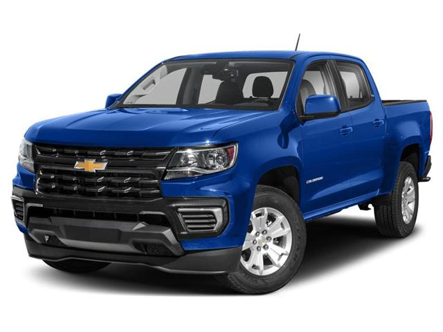 2021 Chevrolet Colorado WT (Stk: 21259) in Haliburton - Image 1 of 9