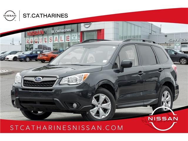 2014 Subaru Forester 2.5i Convenience Package (Stk: PF20013A) in St. Catharines - Image 1 of 18