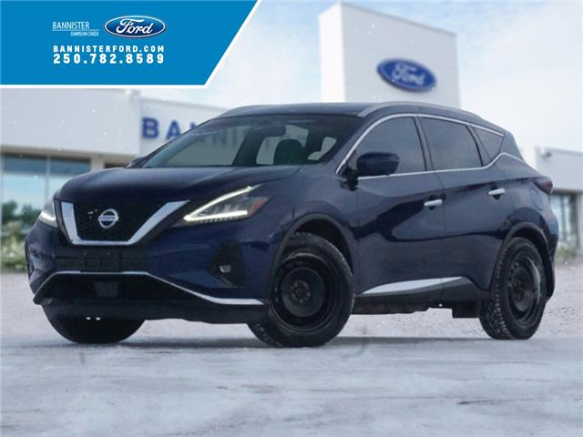 2019 Nissan Murano SL (Stk: S202470A) in Dawson Creek - Image 1 of 18
