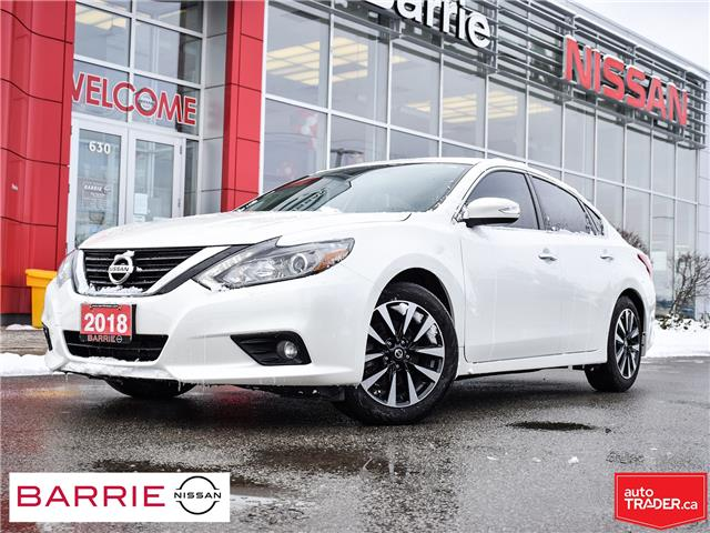 2018 Nissan Altima 2.5 SL Tech (Stk: P4753) in Barrie - Image 1 of 30