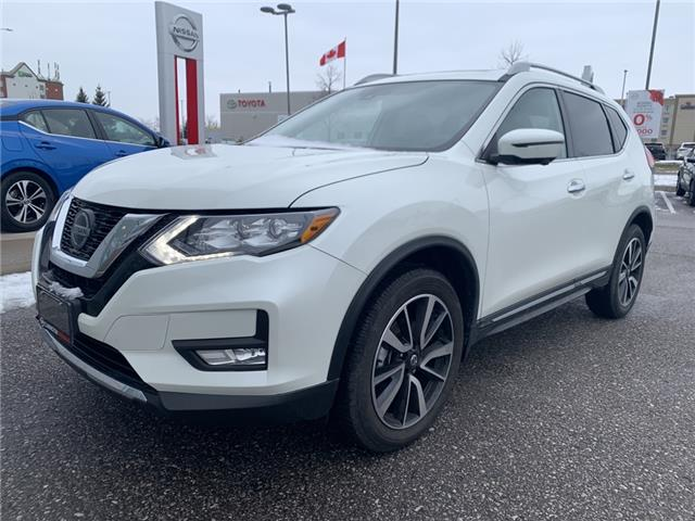 2020 Nissan Rogue SL 5N1AT2MV7LC784740 LN146070A in Bowmanville