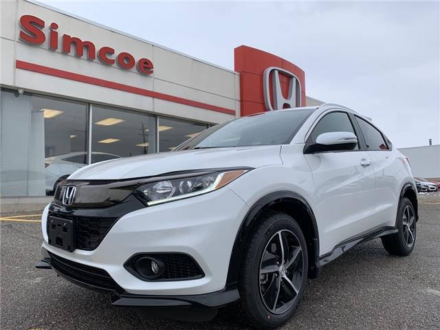 2021 Honda HR-V Sport (Stk: 21043) in Simcoe - Image 1 of 21