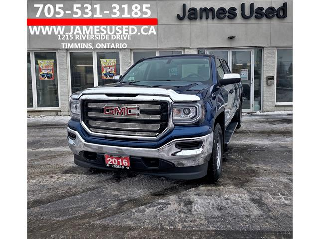 2016 GMC Sierra 1500 Base (Stk: N20470A) in Timmins - Image 1 of 14