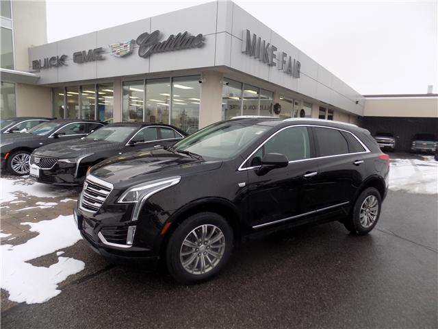 2017 Cadillac XT5 Luxury (Stk: P4286) in Smiths Falls - Image 1 of 16