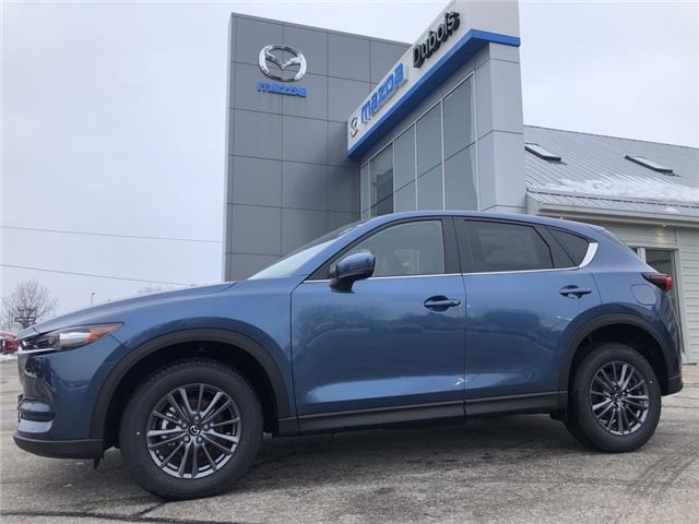 2021 Mazda CX-5 GS (Stk: T2119) in Woodstock - Image 1 of 14