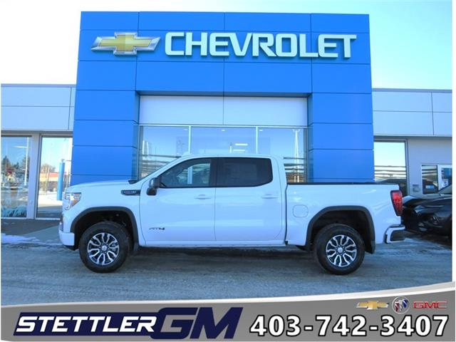 2021 GMC Sierra 1500 AT4 (Stk: 21054) in STETTLER - Image 1 of 22