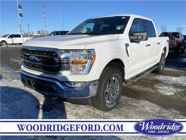 2021 Ford F-150 XLT (Stk: M-314) in Calgary - Image 1 of 5