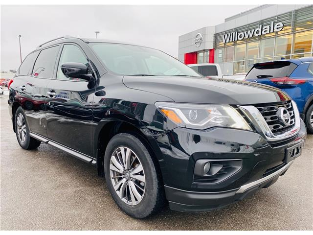 2018 Nissan Pathfinder SL Premium (Stk: N1446A) in Thornhill - Image 1 of 22