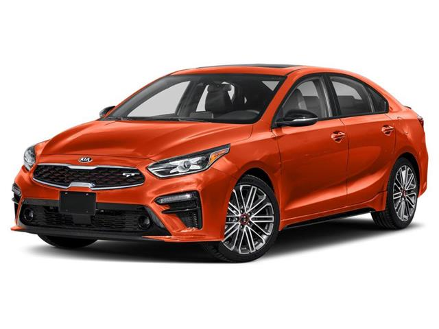 2021 Kia Forte GT Limited (Stk: 8701) in North York - Image 1 of 9