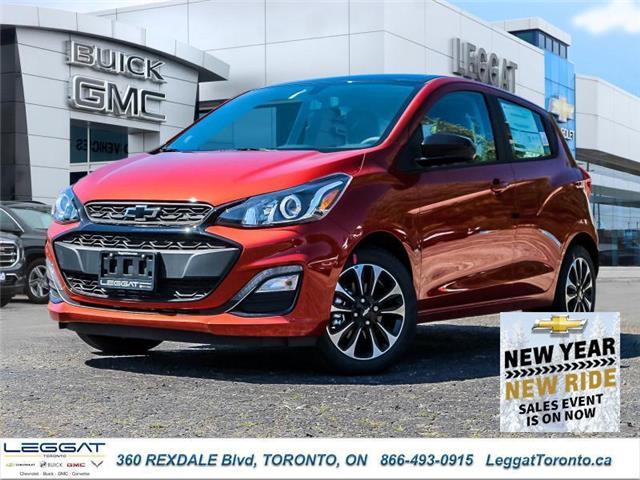 2021 Chevrolet Spark 1LT CVT (Stk: 701055) in Etobicoke - Image 1 of 24