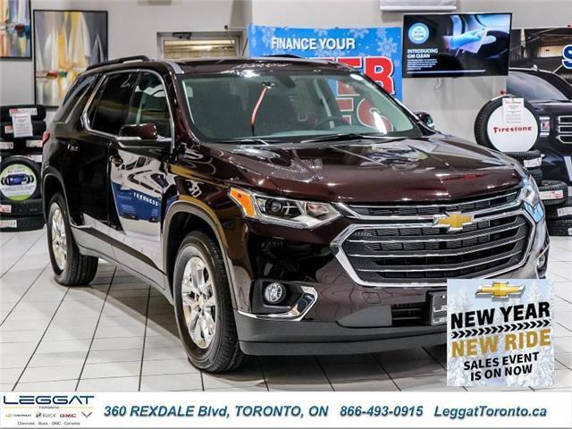 2021 Chevrolet Traverse LT Cloth (Stk: 127050) in Etobicoke - Image 1 of 30