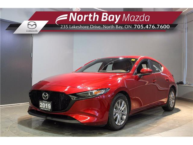 2019 Mazda Mazda3 Sport GS (Stk: U6776) in Sudbury - Image 1 of 18