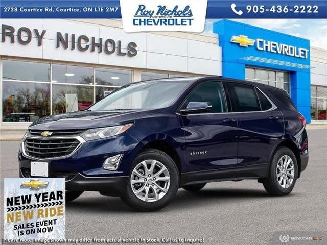 2021 Chevrolet Equinox LT (Stk: X156) in Courtice - Image 1 of 23
