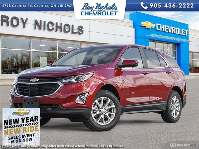 2021 Chevrolet Equinox LT (Stk: X186) in Courtice - Image 1 of 10