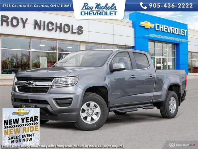 2021 Chevrolet Colorado WT (Stk: X198) in Courtice - Image 1 of 23