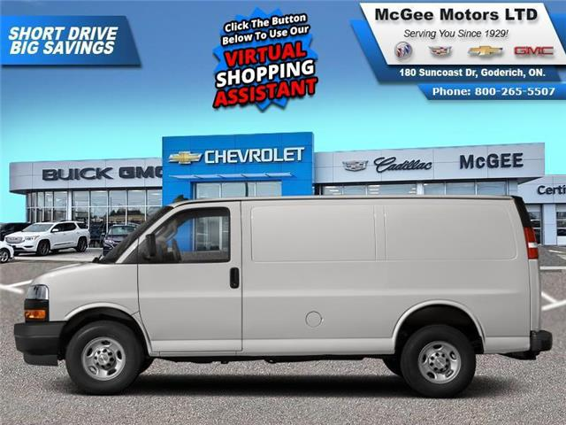 2021 Chevrolet Express 2500 Work Van (Stk: 182455) in Goderich - Image 1 of 1