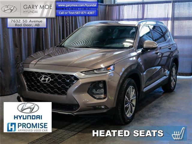 2020 Hyundai Santa Fe 2.4L Preferred AWD (Stk: HP8525) in Red Deer - Image 1 of 24
