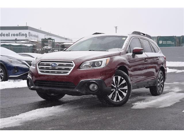2016 Subaru Outback 2.5i Limited Package (Stk: SL775A) in Ottawa - Image 1 of 26