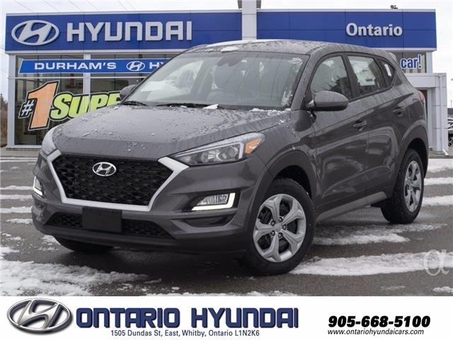 2021 Hyundai Tucson Preferred w/Sun & Leather Package (Stk: 332179) in Whitby - Image 1 of 19