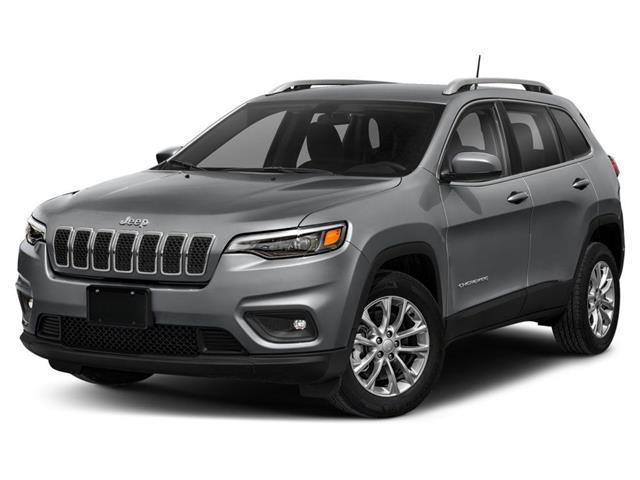 2021 Jeep Cherokee Altitude (Stk: ) in Red Deer - Image 1 of 9