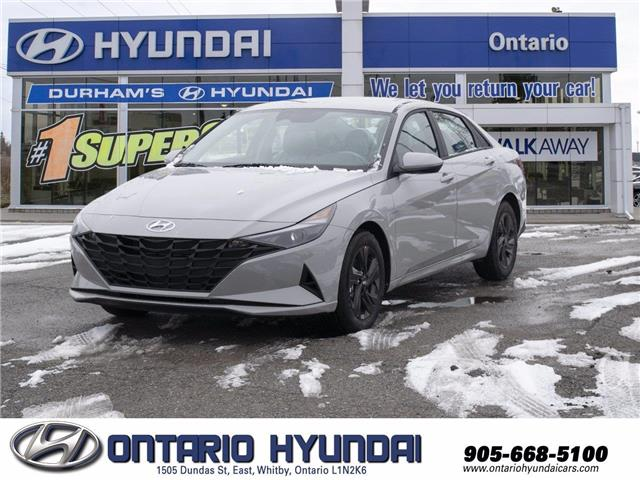 2021 Hyundai Elantra Preferred (Stk: 097759) in Whitby - Image 1 of 19