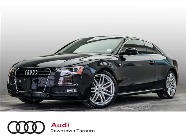2016 Audi A5 2.0T Progressiv plus (Stk: 200523A) in Toronto - Image 1 of 28