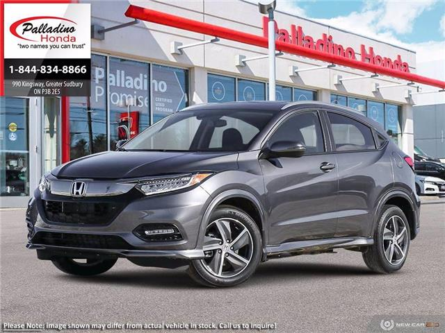 2021 Honda HR-V Touring (Stk: 22989) in Greater Sudbury - Image 1 of 23