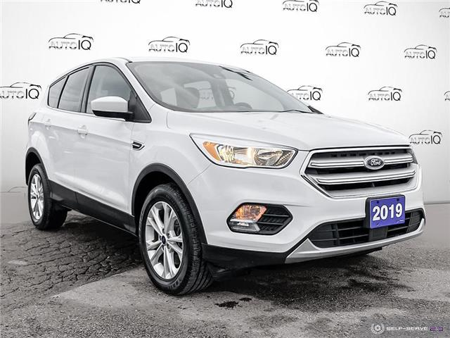 2019 Ford Escape SE White