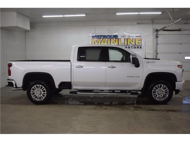 2021 Chevrolet Silverado 2500HD High Country (Stk: M01077) in Watrous - Image 1 of 50