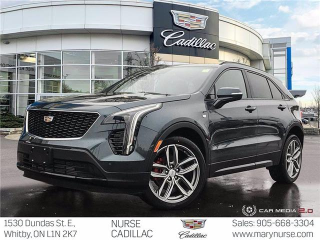 2021 Cadillac XT4 Sport (Stk: 21K074) in Whitby - Image 1 of 26