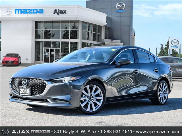 2019 Mazda Mazda3  (Stk: 19-1640) in Ajax - Image 1 of 28
