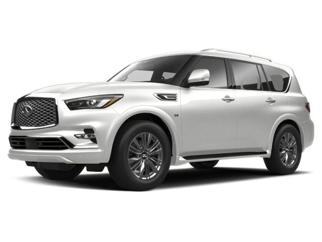 2021 Infiniti QX80 LUXE 7 Passenger (Stk: 21QX801) in Newmarket - Image 1 of 3