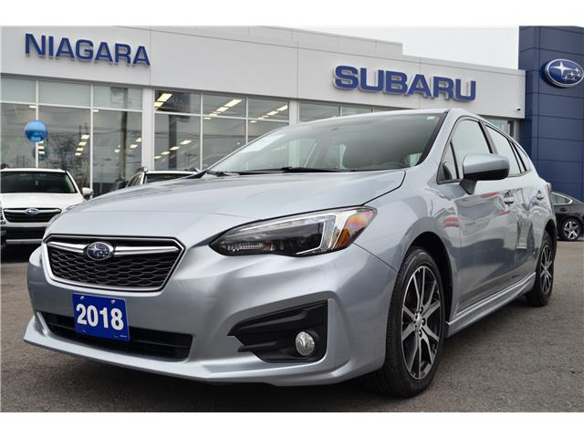 2018 Subaru Impreza Sport (Stk: S5494A) in St.Catharines - Image 1 of 14
