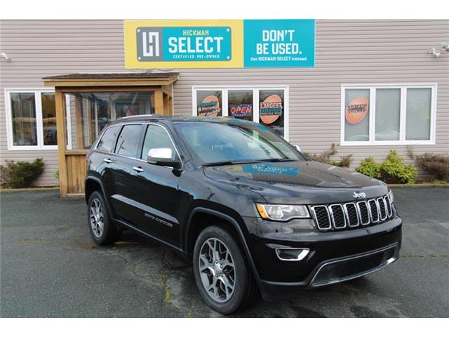 2019 Jeep Grand Cherokee Limited (Stk: HU95406) in St. Johns - Image 1 of 22
