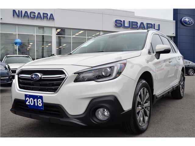 2018 Subaru Outback 3.6R Premier EyeSight Package (Stk: Z1821) in St.Catharines - Image 1 of 29
