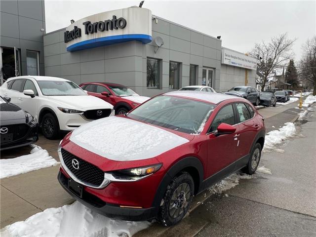 2020 Mazda CX-30 GX AWD (Stk: NEW85846) in Toronto - Image 1 of 15