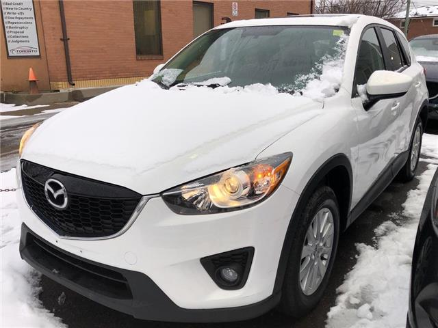 2013 Mazda CX-5 GS (Stk: 21524A) in Toronto - Image 1 of 19