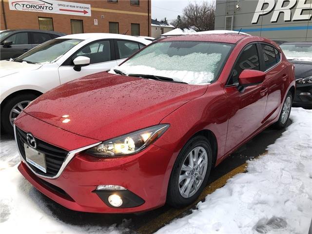 2016 Mazda Mazda3 Sport GS (Stk: P3248) in Toronto - Image 1 of 21