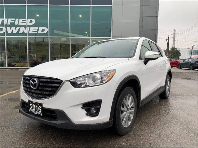 2016 Mazda CX-5 GS (Stk: P2257) in Toronto - Image 1 of 23